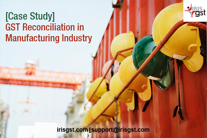 Reconciliation in Manufacturing Industry