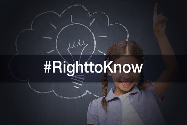 Paid GST on Your Purchase? Exercise Your #RighttoKnow