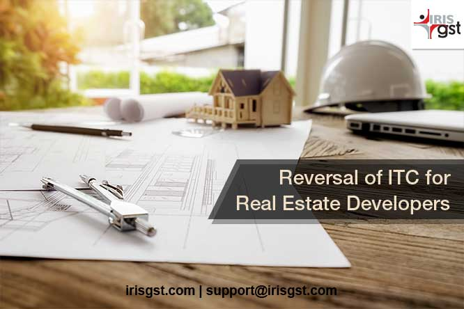 Reversal ITC for Real Estate