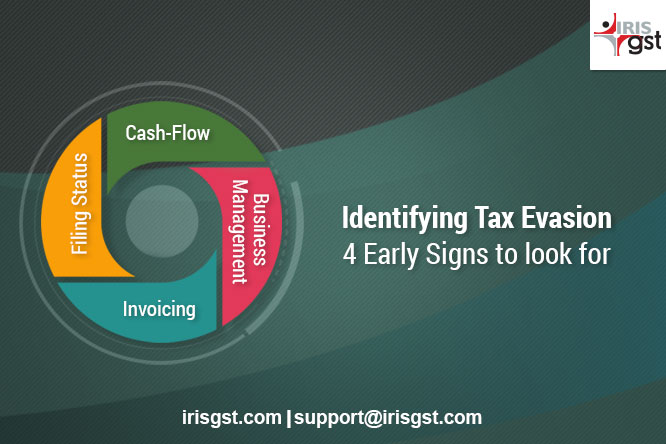 Identifying Tax Evasion – 4 Early Signs to look for