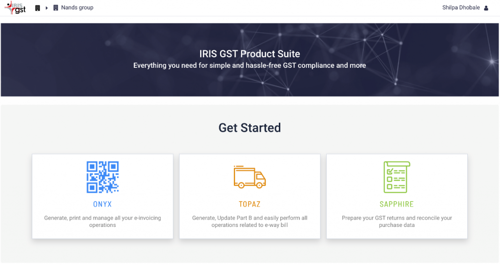 IRISGST Product Suit